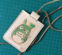 自制证件袋 皮革证件袋制作教程