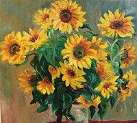 怎么画向日葵 水彩向日葵的画法