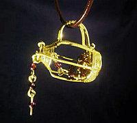 金属丝手工饰品--覆水能收