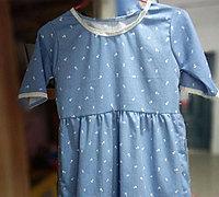 自制裙子教程 简单连衣裙制作步骤