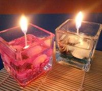 自制蜡烛 蜡烛杯的制作方法