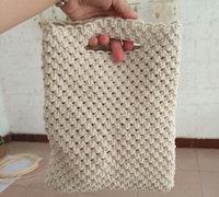 绳编手提包的制作方法
