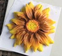 软陶制作太阳花diy教程