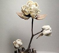 开心果壳制作美丽小花