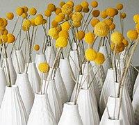 湿毡法制作金槌花的教程