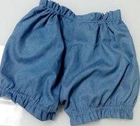 超简单的南瓜裤制作图解