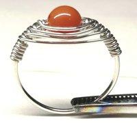 超级简单的金属丝戒指的制作方法
