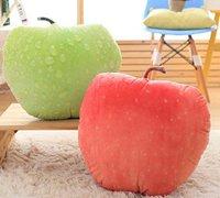 防真水果抱枕 满满的全是创意