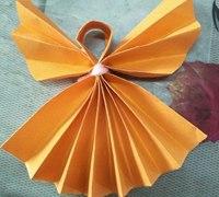 可爱小天使的折纸教程